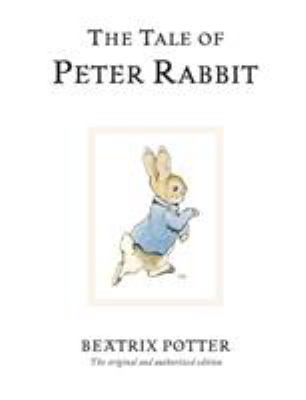 The Tale of Peter Rabbit book jacket
