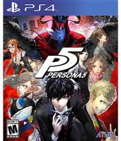 Persona 5 [electronic resource (video game for PS4)].
