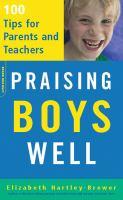 Praising Boys Well