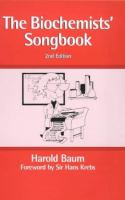 The Biochemists' Songbook