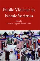 Public Violence in Islamic Societies