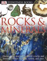 Eyewitness Rocks & Minerals