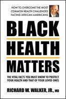 Black health matters Non