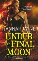 Under The Final Moon (Underworld Detective Agency)