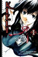 Kieli, Vol. 1 - manga (v. 1)