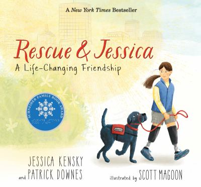 Rescue & Jessica: A Life-Changing Friendship(book-cover)
