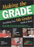 Everything your 6th Grader Needs to Know