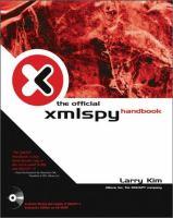 Official XMLSPY Handbook