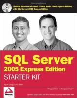 Wrox's SQL Server