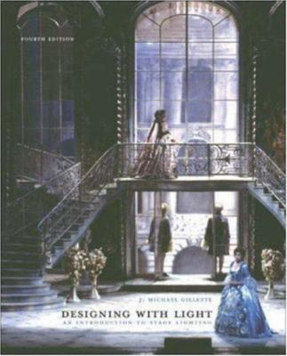 "Picture of the book cover for ""Designing with Light : An Introduction to Stage Lighting"""