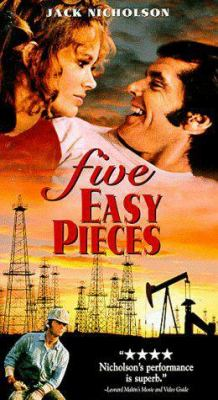 Five Easy Pieces [DVD]
