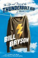 Thunderbolt Kid book cover