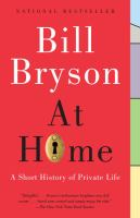 Cover of At Home: A Short History o