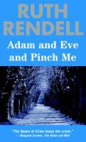 Adam and Eve and Pinch Me