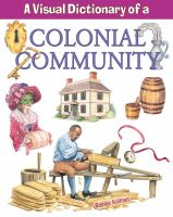A Visual Dictionary of A Colonial Community