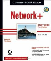 Network+ Study Guide, Fourth Edition