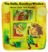 Cover of The Hello, Goodbye Window