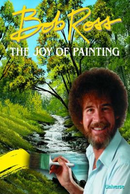 Bob Ross: The Joy of Painting book jacket