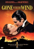 Gone with the Wind DVD cover