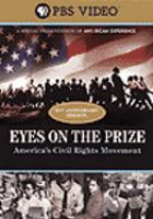 Cover of  Eyes on the Prize DVD