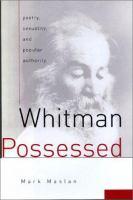 Whitman Possessed