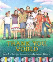 Thank You, World