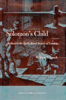 Solomon's Child