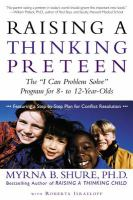 Raising A Thinking Preteen