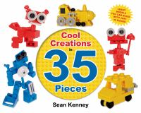 Image: Cool Creations in 35 Pieces