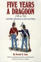 Five Years A Dragoon ('49 to '54)