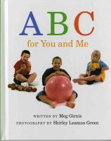 Cover of ABC for You and Me
