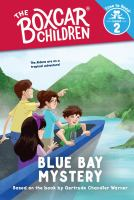 Cover of Blue Bay Mystery