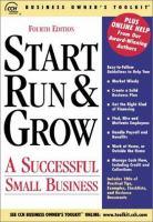 Start, Run & Grow A Successful Small Business