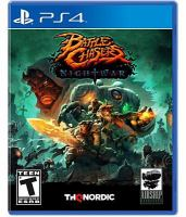 Battle chasers [electronic resource (video game for PS4)]: Nightwar.