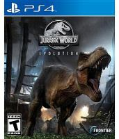 Jurassic World evolution [electronic resource (video game for PS4)].