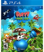 Putty squad [interactive multimedia (video game for PS4)]