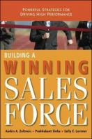Building A Winning Sales Force