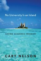 No University Is An Island