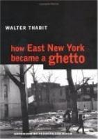 How East New York Bename A Ghetto
