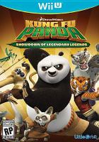 Kung Fu Panda, Showdown of Legendary Legends