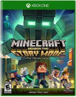 Minecraft. Story mode. Season 2 [electronic resource (video game for Xbox One)].