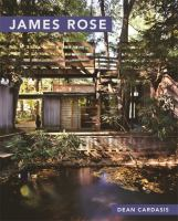 James Rose : a voice offstage cover