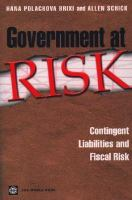 Government at Risk