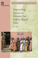 Improving Acess to Finance for India's Rural Poor