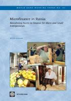 Microfinance in Russia