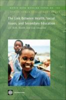 The Link Between Health, Social Issues, and Secondary Education