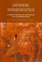 Japanese Hermeneutics