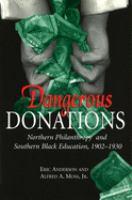 Dangerous Donations