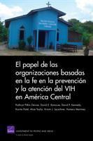 El papel de las organizaciones basadas en la fe en la prevención y la atenicón del VIH en América Central