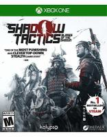 Shadow tactics [electronic resuorce (video game for Xbox One)] : blades of the Shogun.